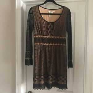 Studio M Delicate Lace Dress with Lining - Size S